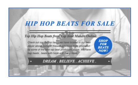 rap music for sale